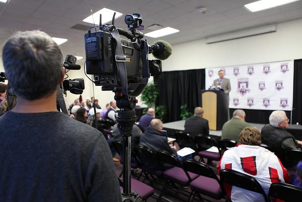 John L. Smith Press Conference