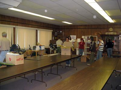VFW Rummage Sale Service Project - Sep 13