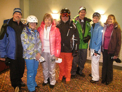 Nov 2010 Ski Chalet Fashion Show