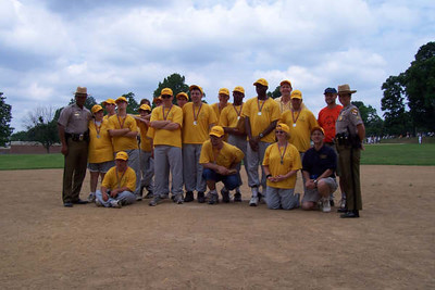 SOMD Summer Games Softball 2005