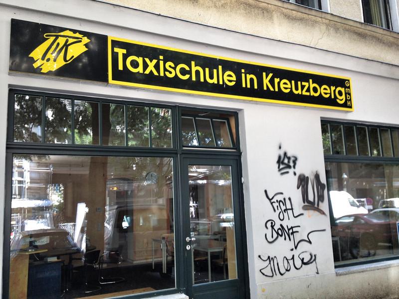 Taxischule in Kreuzberg.JPG