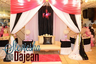 Steviesha & Dajean's Shower