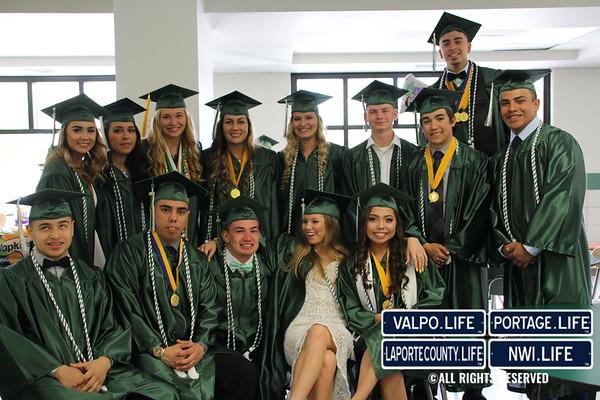 Whiting High School Graduation 2017