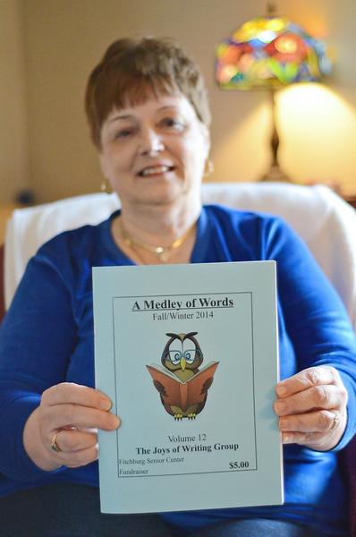 Fitchburg Senior Center Book