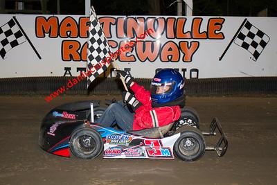 Martinville Raceway 07/08/17