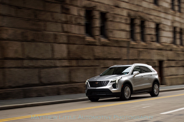 The New Cadillac XT4
