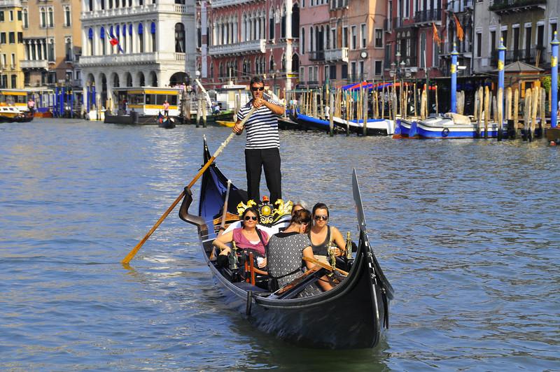 girls' gondola only
