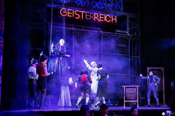 2018-12-10 Der Bauer als Millionär - Theater in der Josefstadt