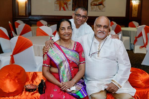 Day 2 - Anisha's Vidhis