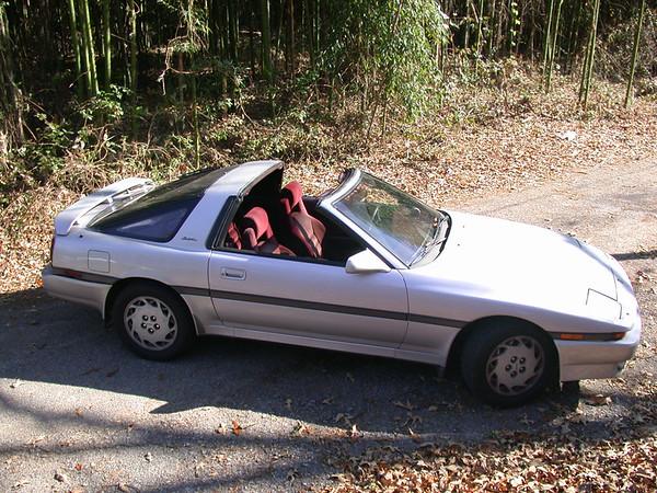 2002-12-03 - Silver 87T Supra