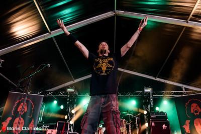 Frog Leap @ Norway Rock Festival 2018.