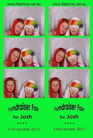 Fundraiser Fair for Josh - 3 November 2013