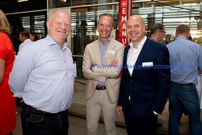 BBC RonaldMcDonald Huis Sophia Rotterdam te gast bij de RET