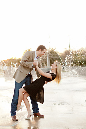 Drew and Jessica's Engagement Session