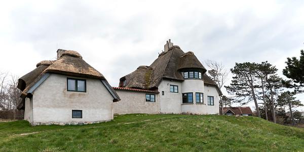 Knud Rasmussens hus, Spodsbjerg 2019