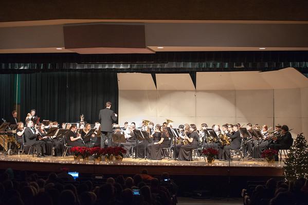 Alma Concert Band 2014-2015