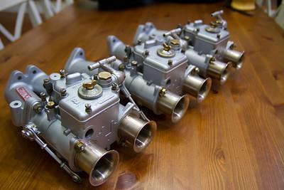 Datsun Triple Webers