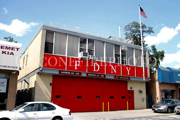 Engine 298 - Ladder 127 - Battalion 50