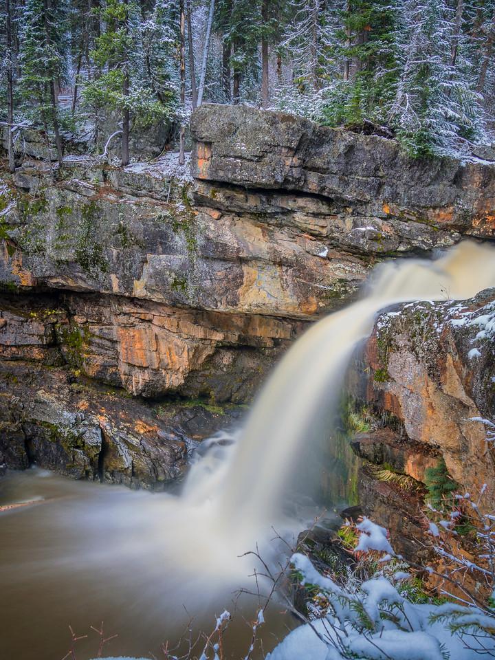 Morrissey Falls, British Columbia