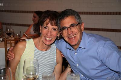 Denise Kaprielian's 60th @ Il Fornaio 7/22/17