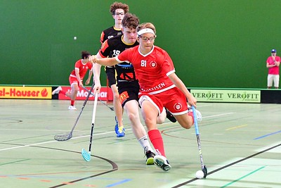 B18 Floorball Bern - Floorball Epalinges