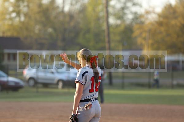 Wayne County at South Jones (2013 softball)