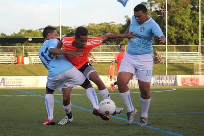 Cibao Atletico vs Faña Team