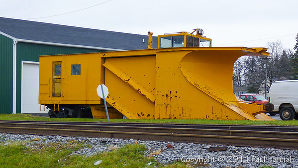 Walthers Snow Plow - Buffalo, NY area