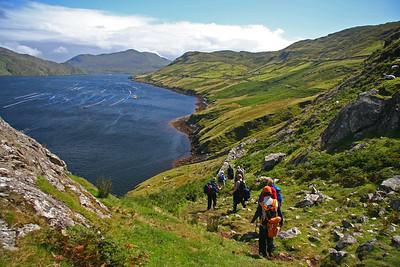 Hiking the Mountains of Connemara & Mayo