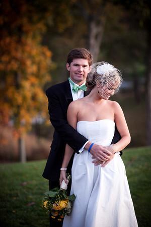 Nicole + Brad: Bethesda, Maryland: 10.15.10