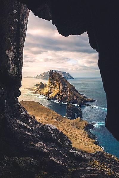 Iceland + Faroe Island Inspo