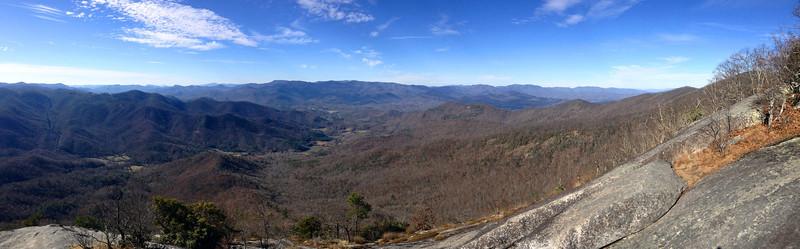 Whiterock Mountain