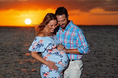 Lauren & Aaron Maternity