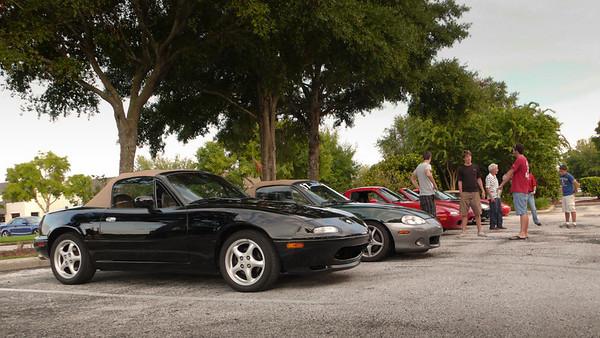 Orlando Roadsters Meet - August 2010
