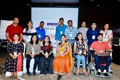 GNE Myopathy Stakeholder Meeting in Mumbai, India- June 2, 2019
