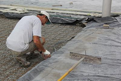 Masonry Work, Tamaqua High School, Tamaqua (8-20-2012)