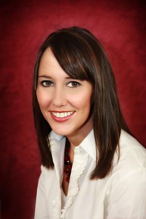 Rebecca LaFevers State Farm Insurance portrait 12/14/08