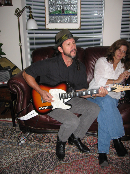 Willie B and his Telecaster, Sherri