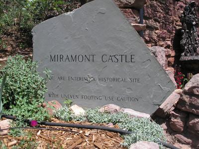 2011-08-07 - Manitou Springs & Miramont Castle