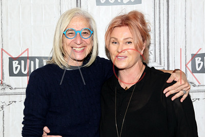 NEW YORK, NY - NOVEMBER 02:  Build presents Dr. Jane Aronson and Deborra-lee Furness discussing Worldwide Orphans 20th Anniversary at Build Studio.