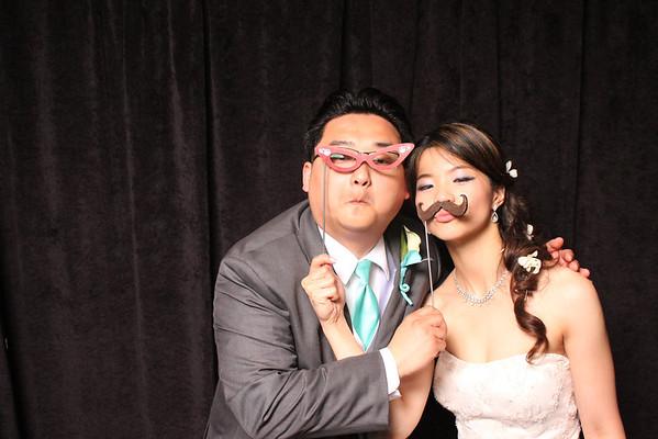 Tina and Young's Wedding