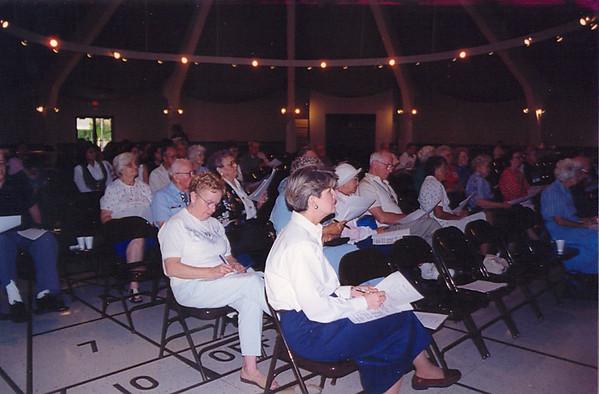 February 2000 HOST Training at Casa del Sol