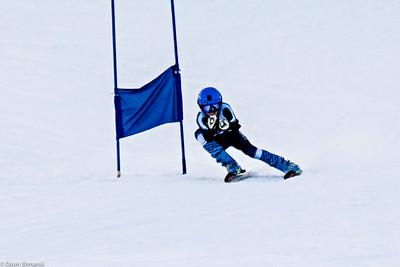 Staples Boys' Ski Team 2016