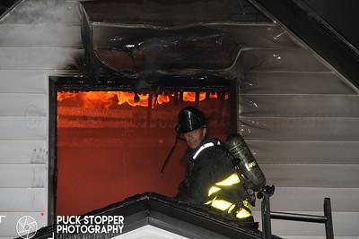 Multiple Dwellings Fire - 5655 Addison St, Detroit, MI - 7/4/17
