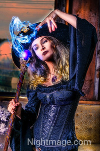 Cosplay of Mages