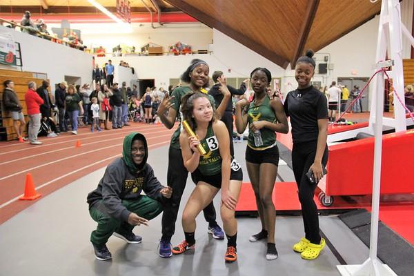 SV Indoor Track at Davidson University 12-22-2018