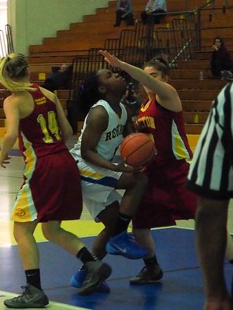 Girls & Boys Varsity Basketball 1/14/14
