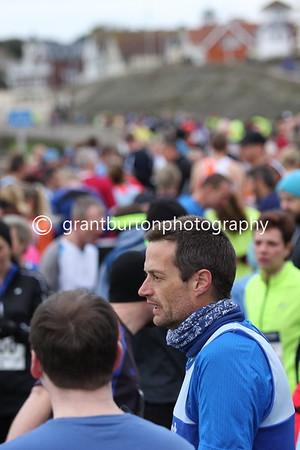 Start and Outward Run - Alan Green Memorial 10 Mile 2014