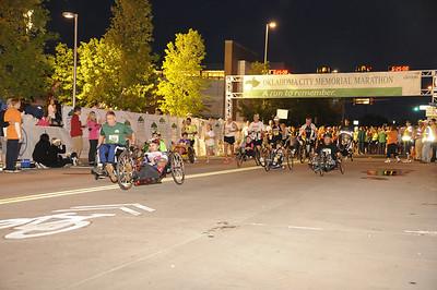 OKC Memorial Marathon 2012