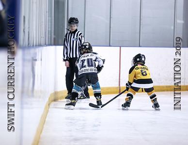 Bruins vs Klippers